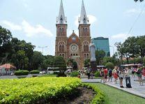 kopie van Notre Dame in Ho Chi Minh City - Ho Chi Minh City - Vietnam