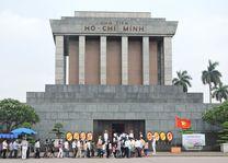 Mausoleum in Hanoi - Hanoi - Vietnam
