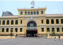 oude postkantoor in Ho Chi Minh City - Ho Chi Minh City - Vietnam