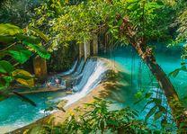 waterval - Kawasan - Badian - Moalboal - Cebu - Filipijnen