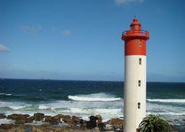 vuurtoren - Umhlanga Rocks - Zuid-Afrika