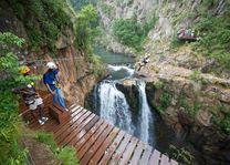 canopy tour magoebaskloof Tzaneen - Tzaneen - Zuid-Afrika
