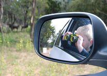 Sen in Kololo Game Reserve - Kololo Game Reserve - Zuid-Afrika - foto: Esther van den Berg