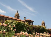 Union Buildings - Pretoria - Zuid-Afrika - foto: Martijn Visscher