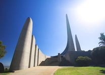 Afrikaans taalmonument, Paarl - Paarl - Zuid-Afrika - foto: Archief