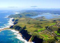 Knysna, Westkaap - Knysna - Zuid-Afrika - foto: Archief