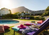 zwembad Le Quartier Francais - Le Quartier Francais - Zuid-Afrika - foto: Archief