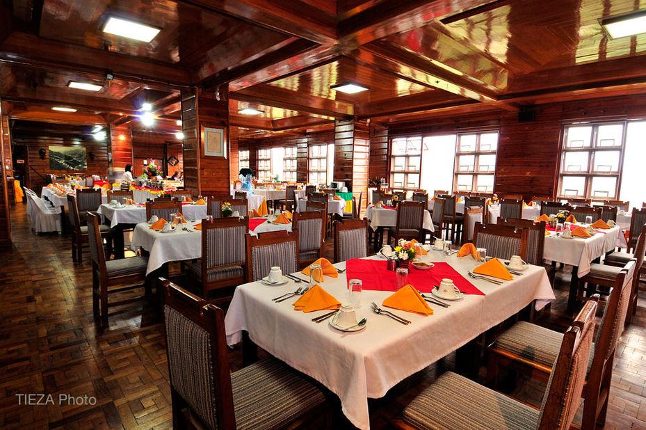 Banaue Hotel - Banaue - restaurant - foto: Banaue hotel