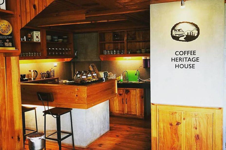 Coffee Heritage House - Sagada - foto: Coffee Heritage House