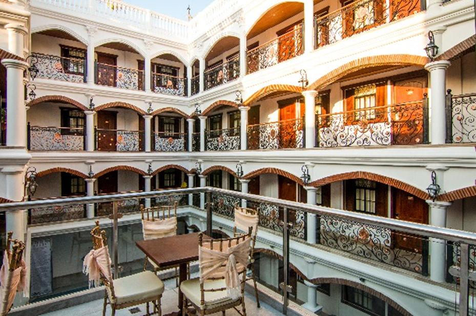 Hotel Luna - Vigan - foto: hotel luna