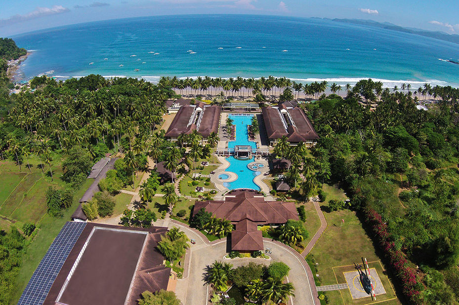 Sheridan Beach Resort - Sabang - foto: Sheridan Beach Resort