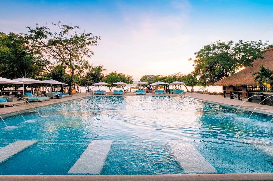 Club Paradise Palawan - Dimakya Island - foto: Club Paradise Palawan