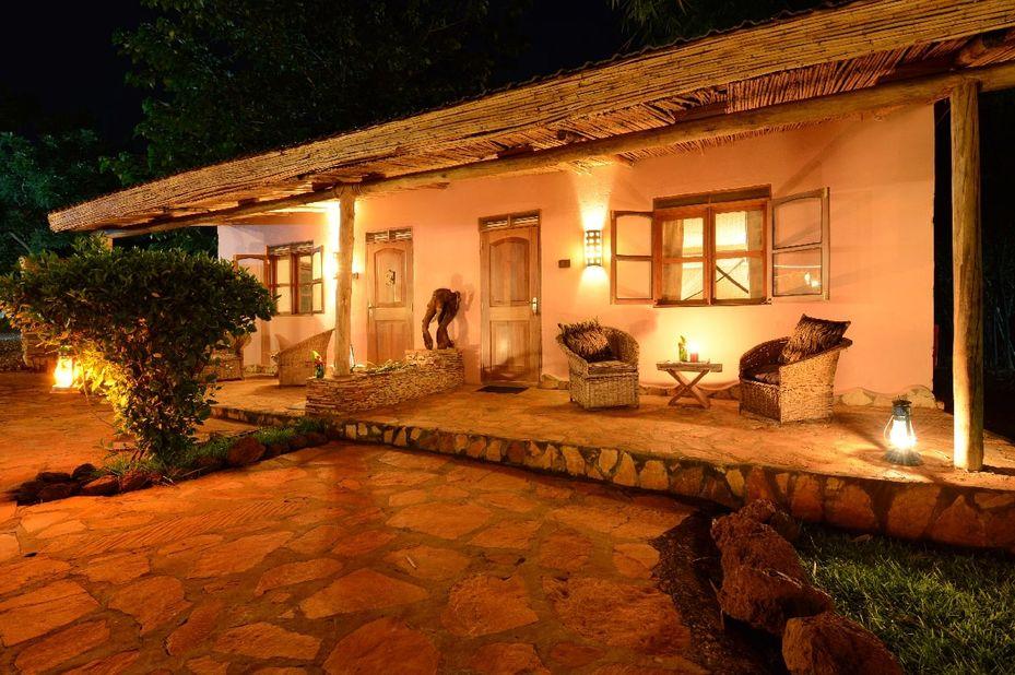 2 Friends Guesthouse - kamer - Jinja - Oeganda - foto: 2 Friends Guest House Jinja