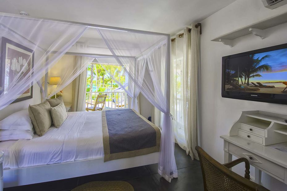 20 Degrees Sud - charme room - Grand-Baie - Mauritius - foto: 20 Degrees Sud