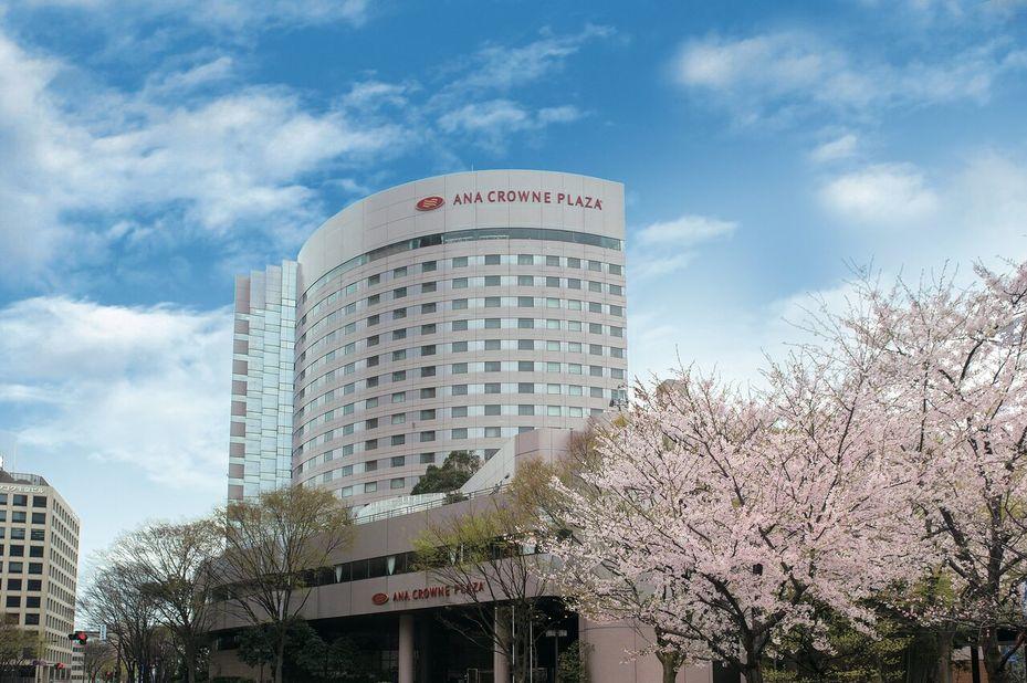 ANA Crowne Plaza Kanazawa - Exterieur - Kanazawa - Japan - foto: ANA Crowne Plaza Kanazawa