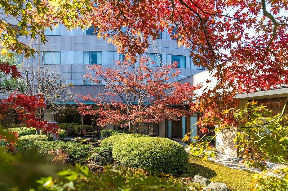 ANA Crowne Plaza Kanazawa - Restaurant - Tuin - Kanazawa - Japan - foto: ANA Crowne Plaza Kanazawa