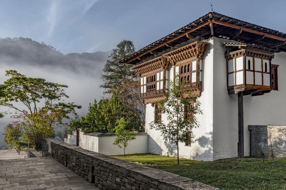 Amankora Punakha lodge Punakha Bhutan - foto: Amankora Punakha