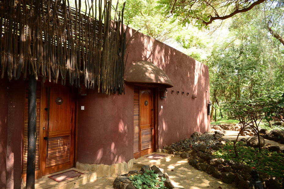 Amboseli Serena Lodge - kamer - Amboseli National Park - Kenia -1 - foto: Serena Hotels & Resorts