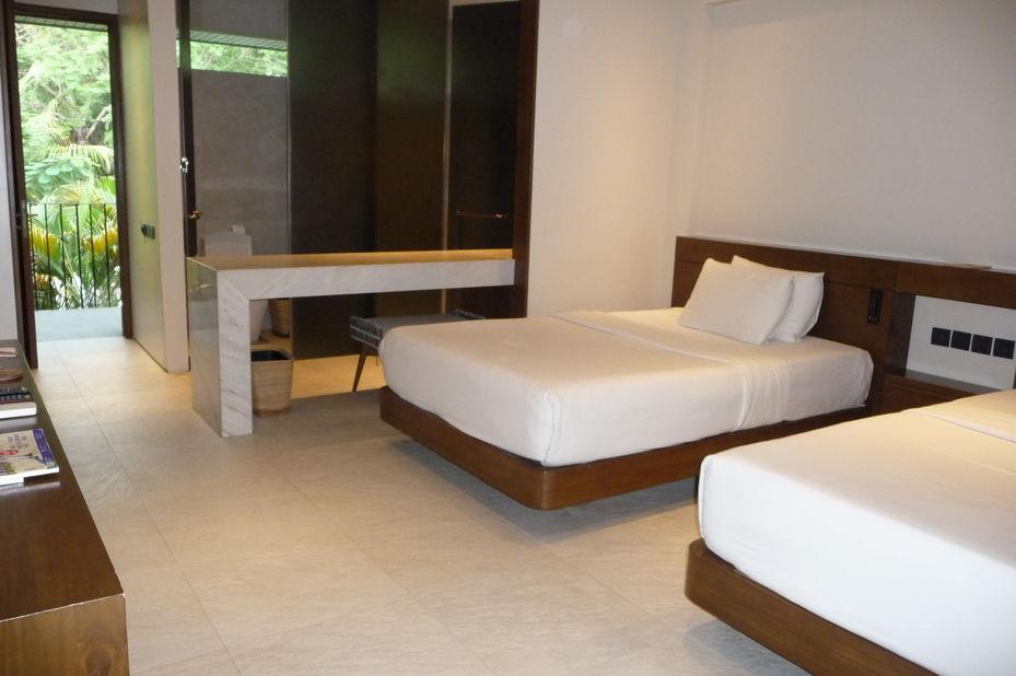 Amorita Resort - kamer - Bohol - Filipijnen - foto: Floor Ebbers