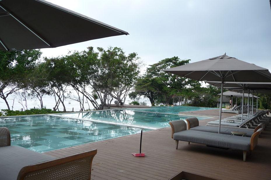 Amorita Resort - zwembad - Bohol - Filipijnen - foto: Floor Ebbers