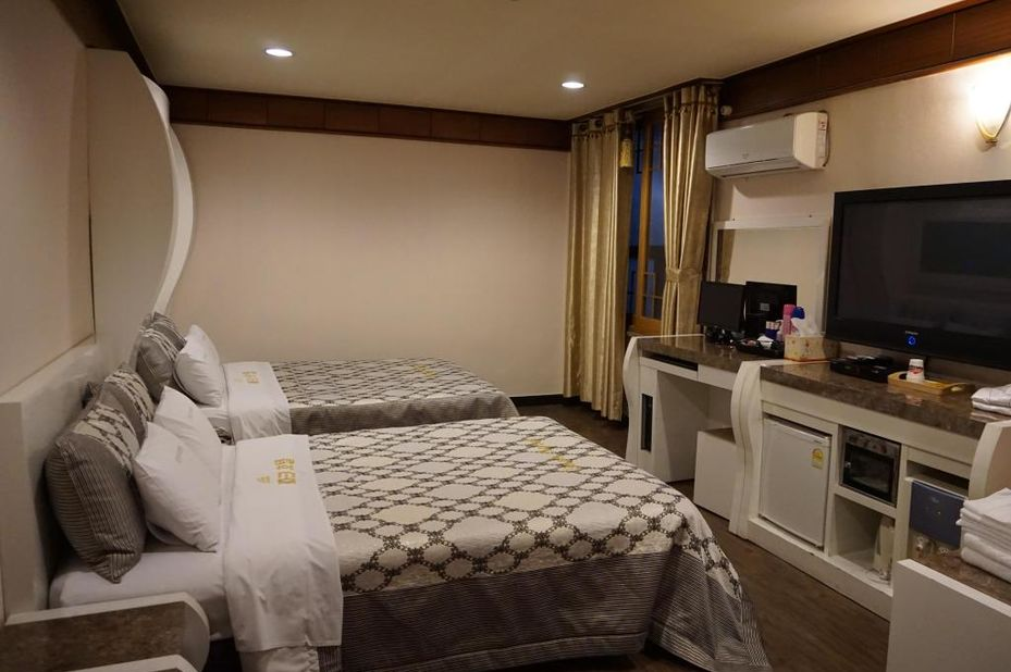 Andong Park Hotel, kamer, Zuid-Korea - foto: Lokale agent