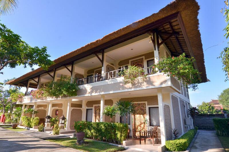 Aneka Lovina Villas and Spa -buitenzijde - Lovina - Bali - Indonesie - foto: Aneka Lovina