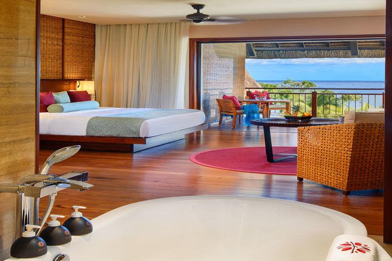 Angsana Balaclava - garden lagoon suite - interieur - Mauritius - foto: Angsana Balacalava