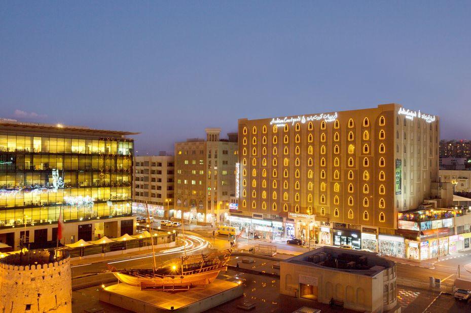 Arabian Courtyard Hotel - exterior - Dubai - foto: Arabian Courtyard Hotel