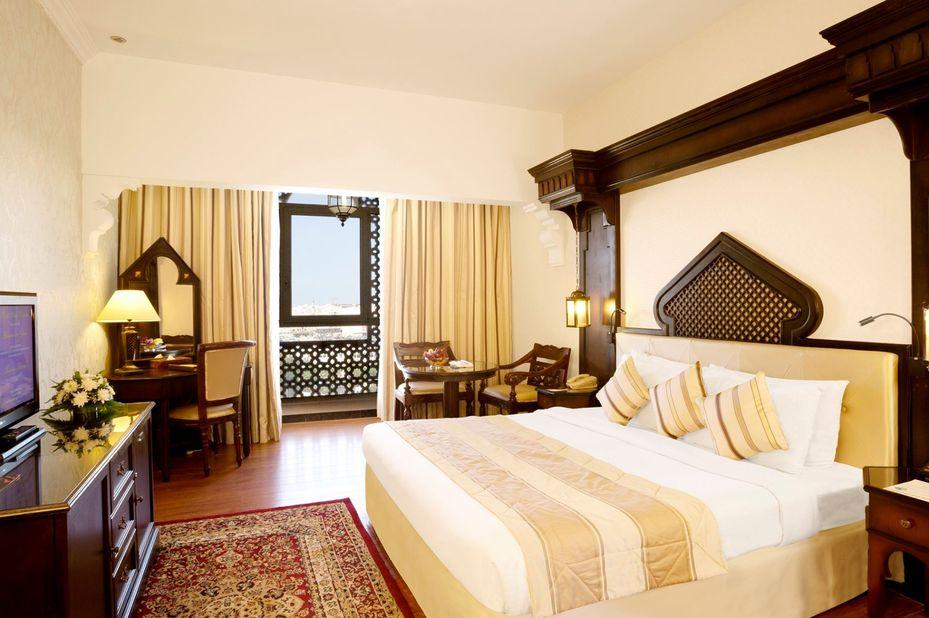 Arabian Courtyard Hotel - guestroom - Dubai - foto: Arabian Courtyard Hotel