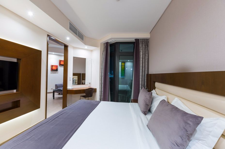 Arabian Park Hotel - premium room - Dubai - foto: Arabian Park Hotel