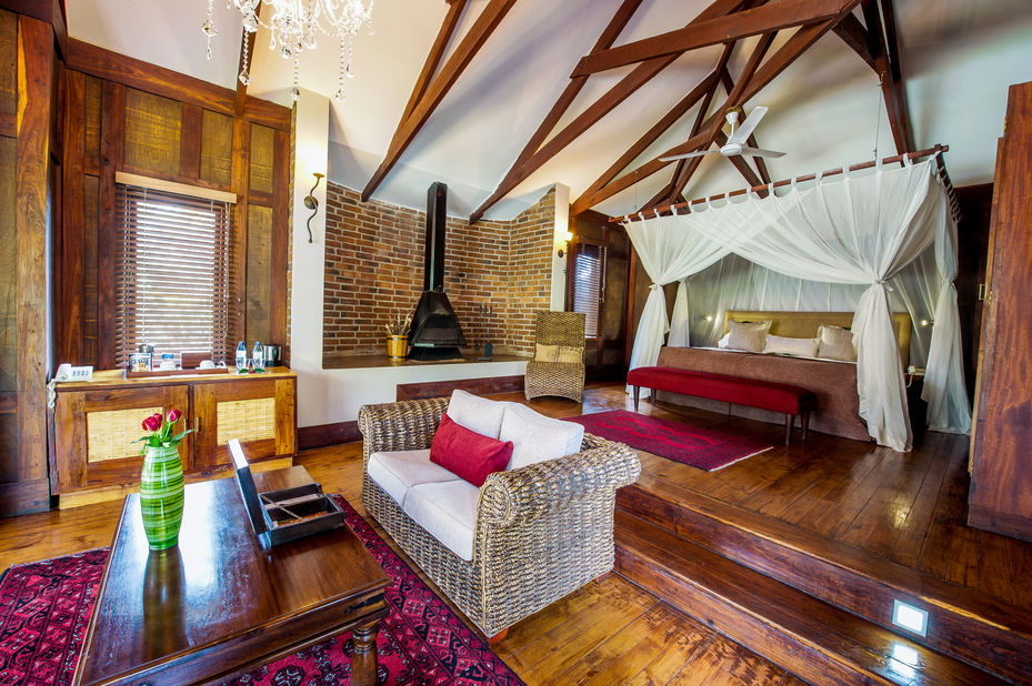 Arusha Coffee Lodge - Plantation Room - Tanzania - foto: Arusha Coffee Lodge