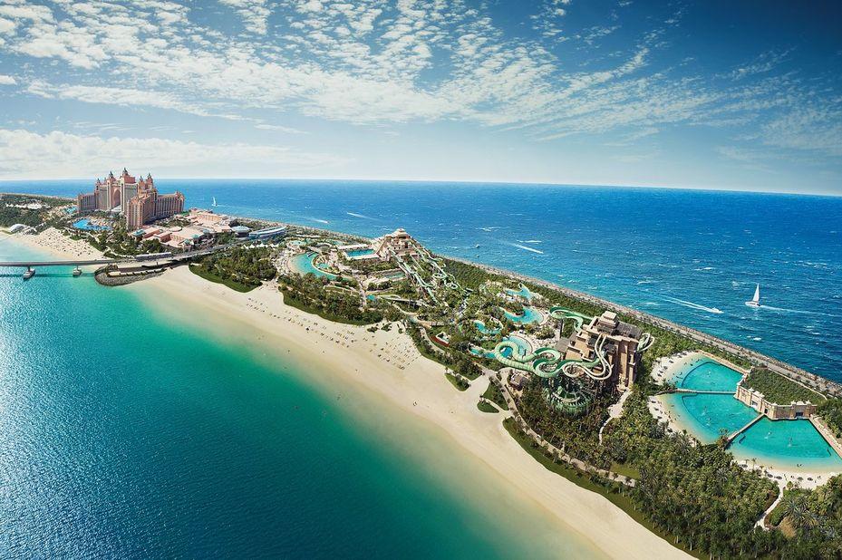 Atlantis The Palm - Aquaventure - Dubai - foto: Atlantis The Palm