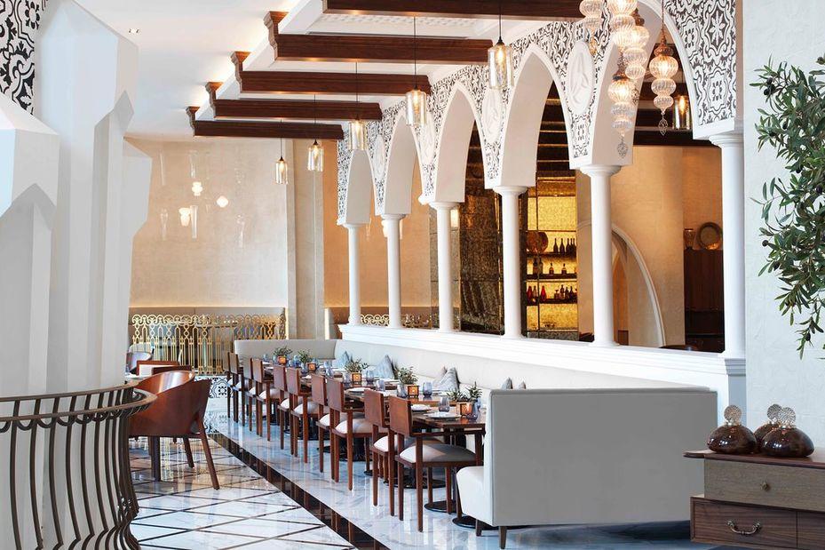 Atlantis The Palm - restaurant - Dubai - foto: Atlantis The Palm