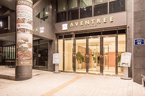 Hotel Aventree Jongno - Seoul - Zuid-Korea - foto: lokale agent