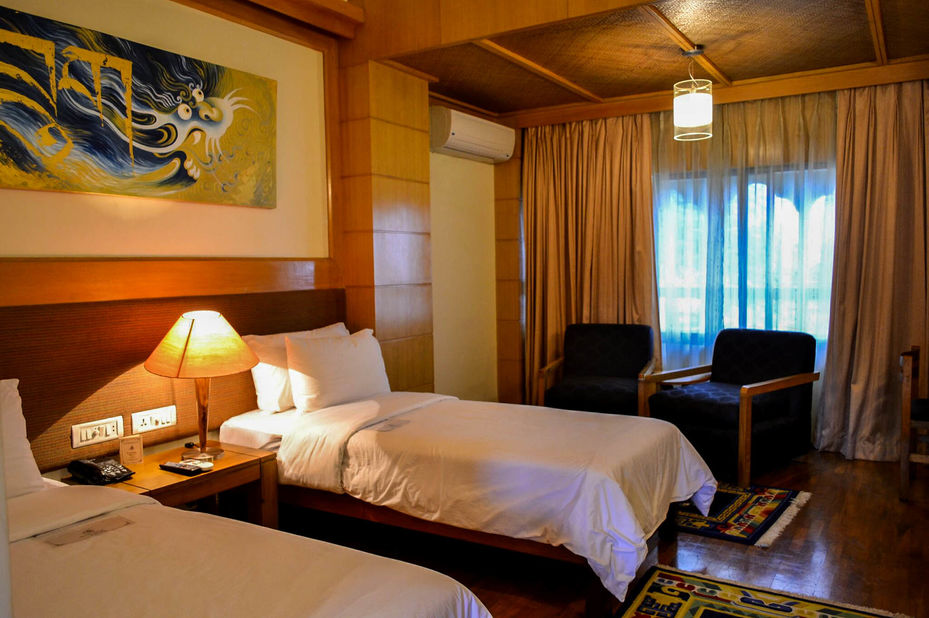 - foto: Hotel Druk Phuentsholing