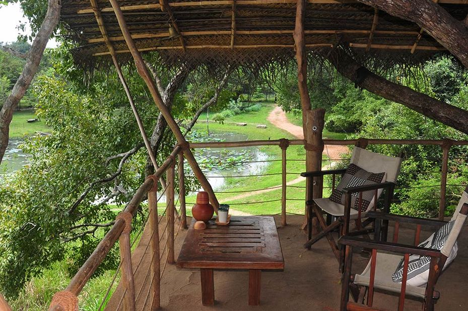 Back of Beyond Dehigaha Ela - Sigiriya - Sri Lanka - foto: Back of Beyond Dehigaha Ela