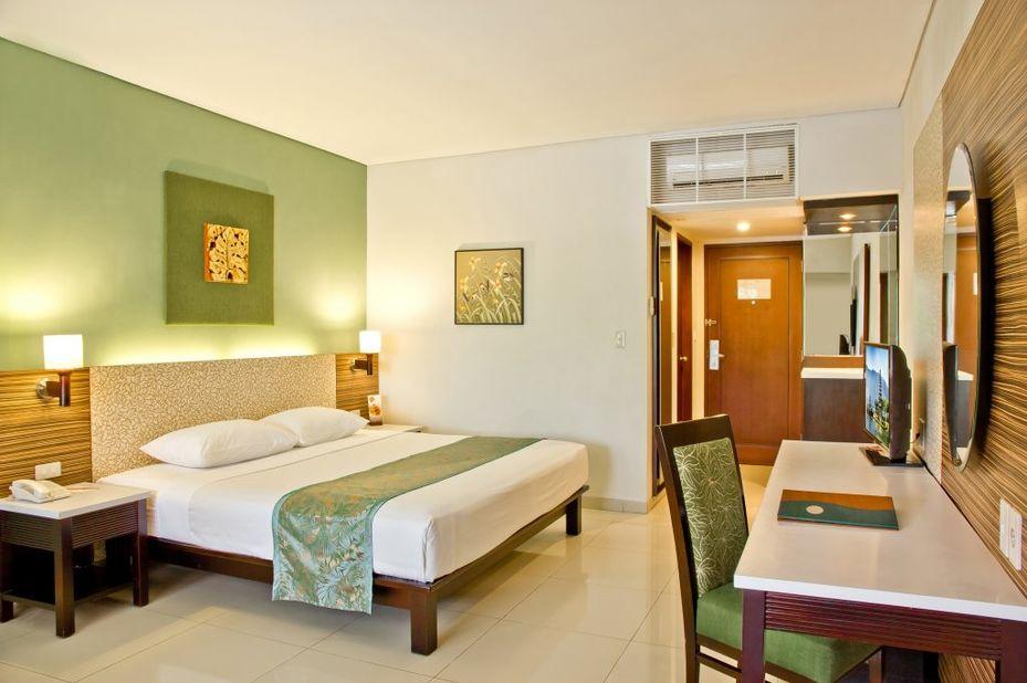 Bali Rani Hotel - deluxe room - Kuta - Bali -Indonesie - foto: Bali Rani Hotel