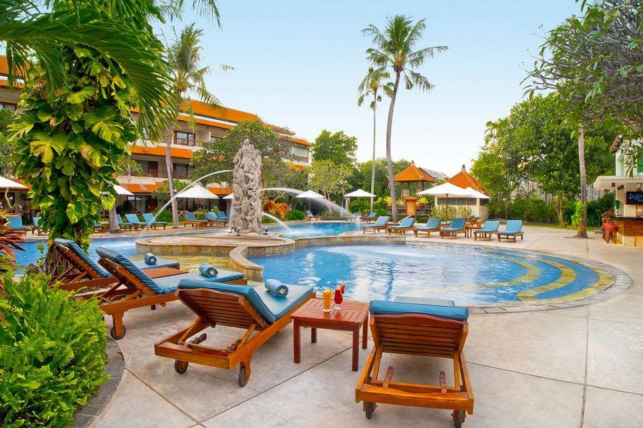 Bali Rani Hotel - zwembad - Kuta - Bali -Indonesie - foto: Bali Rani Hotel
