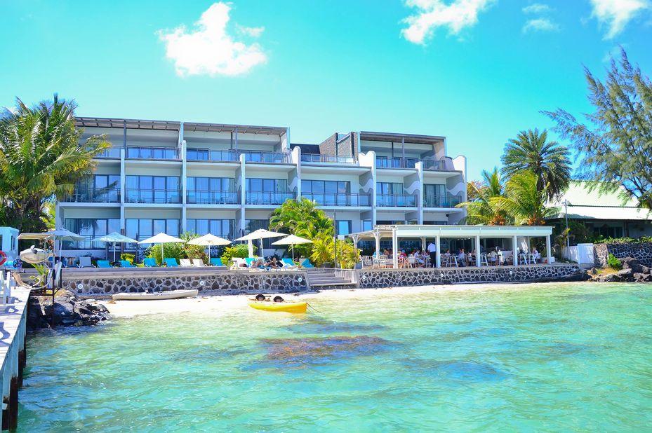 Baystone Boutique Hotel - exterior - Mauritius - foto: Baystone Boutique Hotel