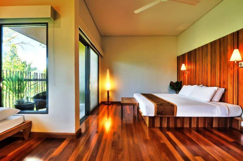 Belum Rainforest Resort - deluxe room - Banding - Maleisie - foto: Belum Rainforest Resort