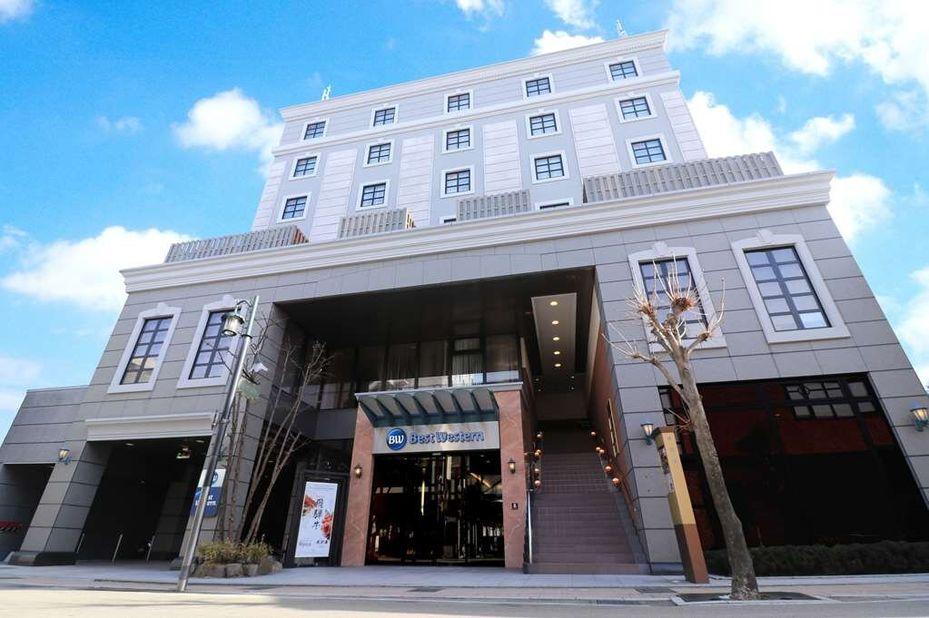 Best Western Hotel Takayama - Buitenaanzicht -Takayama - Japan - foto: Best Western Hotel Takayama