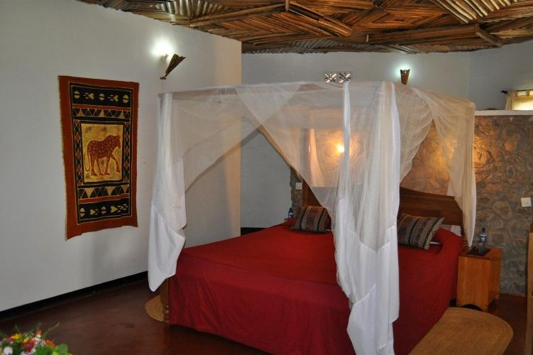 Bougainvillea Safari Lodge - kamer - Ngorongoro Highlands - Tanzania - foto: Leopard Tours