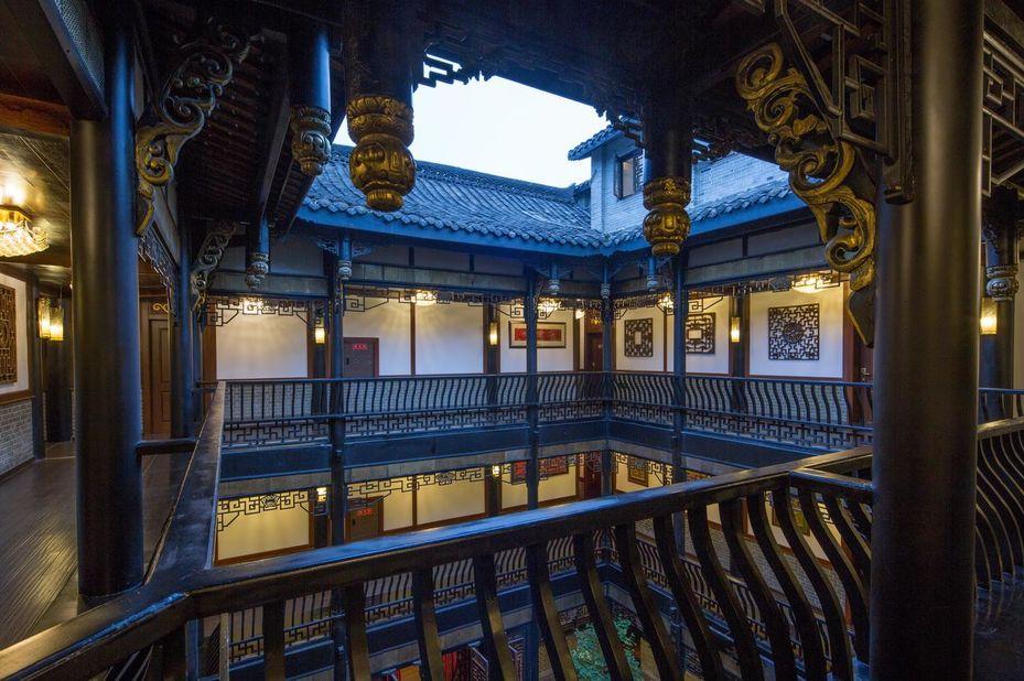 Buddha Zen - Chengdu - China - foto: Buddha Zen Hotel