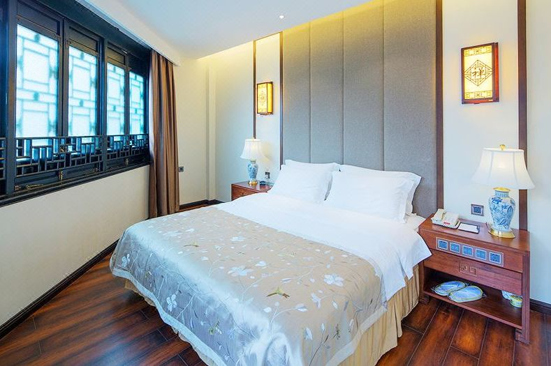 Buddha Zen - standaardkamer - Chengdu - China - foto: Buddha Zen Hotel