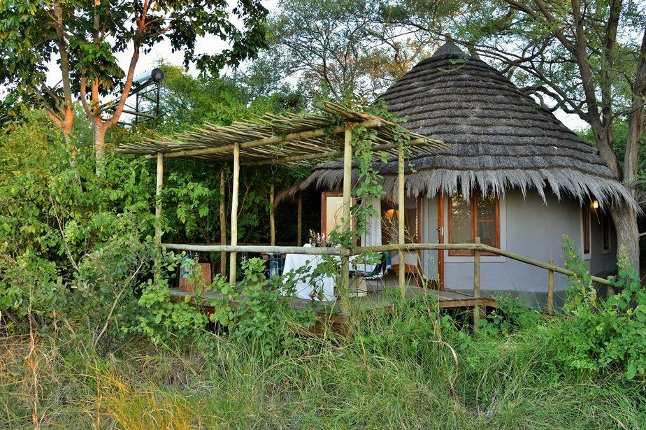 - foto: Chobe Bakwena Lodge