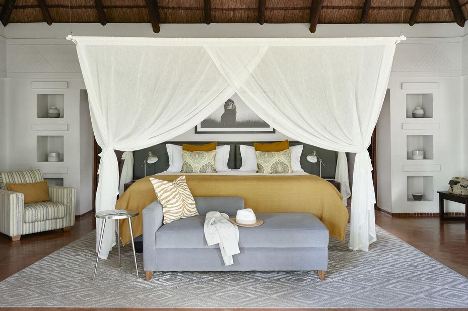 - foto: Chobe Chilwero Lodge