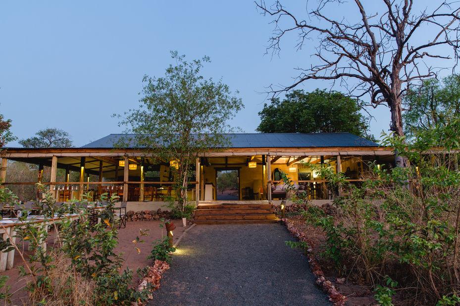 Chobe Elephant Camp - exterior - Kasane - Botswana - foto: Chobe Elephant Camp