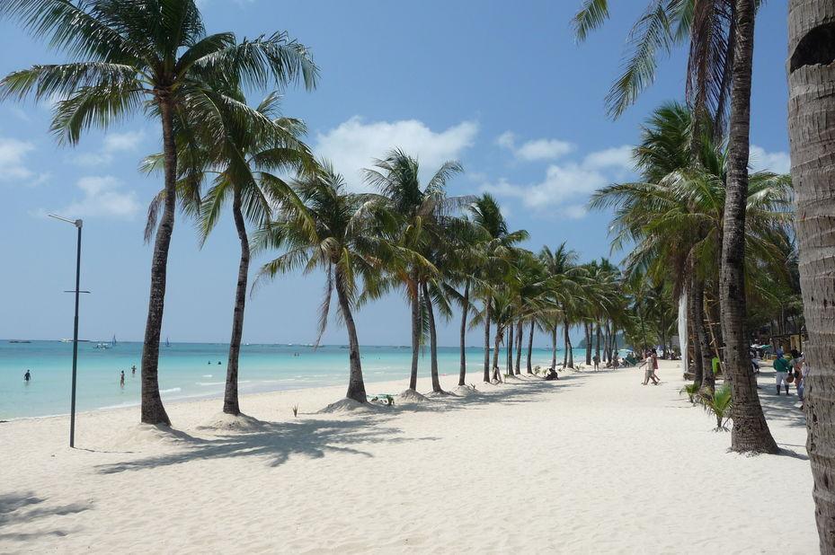 Coast Boracay - strand - Boracay - Filipijnen - 2 - foto: Floor Ebbers