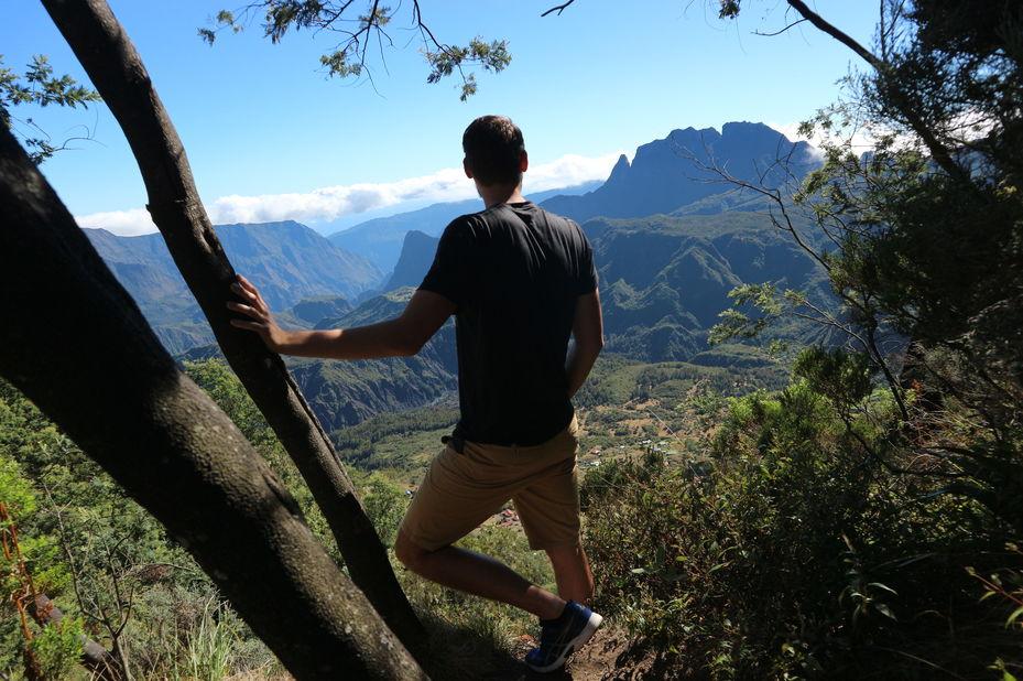 De beste vergezichten op Réunion
