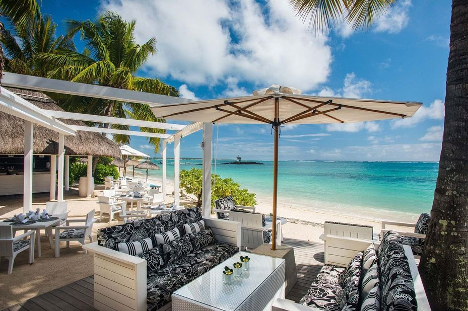 Constance Belle Mare - lounge - Mauritius